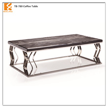 Newanld 2014 new modle modern marble coffee table (TB-780)