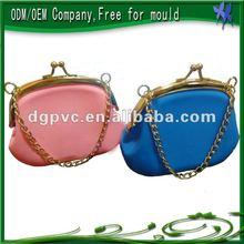 Popular Pochi Wallet Silicone Diamond Clutch Purses 2012