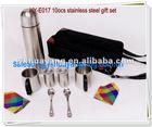 household promotional gift items 10pcs set (500ml vacuum flask+220ml coffee mug)