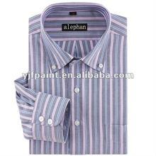 2012 Latest cotton man shirt, stripe shirt, dress shirt