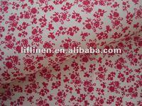 100 printed cotton poplin,poplin fabric