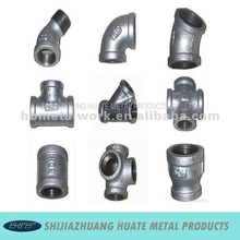 Galvanized Pipe Fittings Oil and Gas Male And Female Products