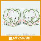 embroidery happy elephant