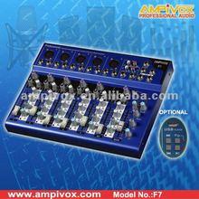 F7 Mixer USB MP3 Player