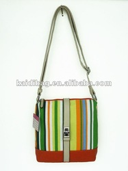 KD-12765 exquisite and elegant lady canvas bag