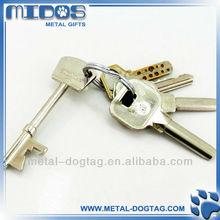 2015 key shape metal bottle opener,promotional bottle opener,customized bottle opener