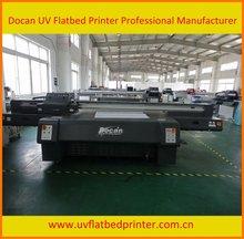 Industrial uv printing machine for billboard,glass,wood,pop sign