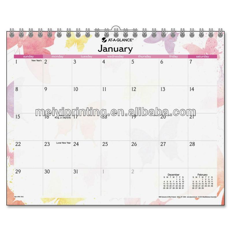 2014 Design Daily Calendar, View 2014 design daily calendar, Meiyi ...: meiyiprinting.en.alibaba.com/product/631029951-214291439/2014...