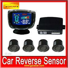 2014Hot sale LED display 4 car led parking sensor( CC-042 )