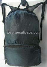Fold up fashion sports backpack bag