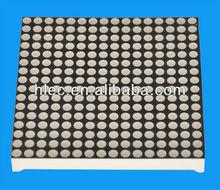 16x16 dot matrix led display