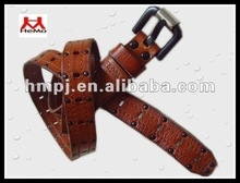 2012 new design women's chastity leather belt