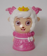 plastic character toy, promotion toy & gifts, plastic figurine