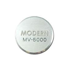Aluminum Etched Label Engraved Logo customed logo