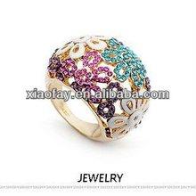 hot sale titanium fashion jewelry big rings 2012 newest