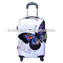 hard luggage/trolley luggage/economic easy trolley hard case luggage
