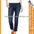 Indumento fabbrica alla moda jeans ricamo perline originale jeans donna( hy5529)