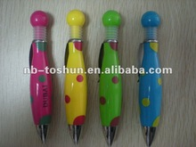 Promation plastic ballpoint pen for writing