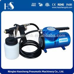 HSENG AS06K-2 1/4HP portable air compressor
