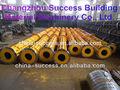 Hormigón corazón hecho girar pila de línea de producción / PC de hormigón pila de planta de fabricación de Pre - destacaron de hormigón pila de equipo de producción