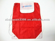 Eco nylon Draw string bag