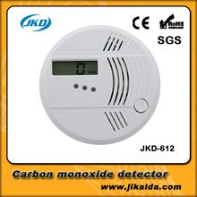 First alert carbon monoxide alarm system with digital LCD displayer
