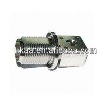 high precision square head connector