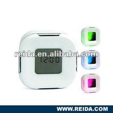Flip LCD calendar clock/digital clock RL2156