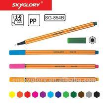 Professional manufacturer offering 0.4 mm nib size fineliner pen