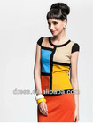New arrived fashion designer women clothing korean ladies high fashion clothing pretty women clothing