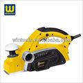 Wintools 82x3.5 mm de ferramentas de poder plaina elétrica 1050w trabalhar madeira plaina wt02060