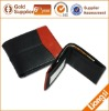 2014 Newst Mens Soft Leather Bifold Card Wallet Fashion Purse Genuine Leather Men's Wallet