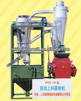 automatic feeding 6FSZ-40 type flour milling machine for grain