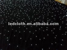 JOH star series fireproof cloth decorative led dj