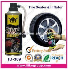 450ml Eco-FriendlyTire Sealer & Inflator