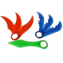 pcs 3 niños de juguete de plástico lanzando cuchillos conjunto para la venta
