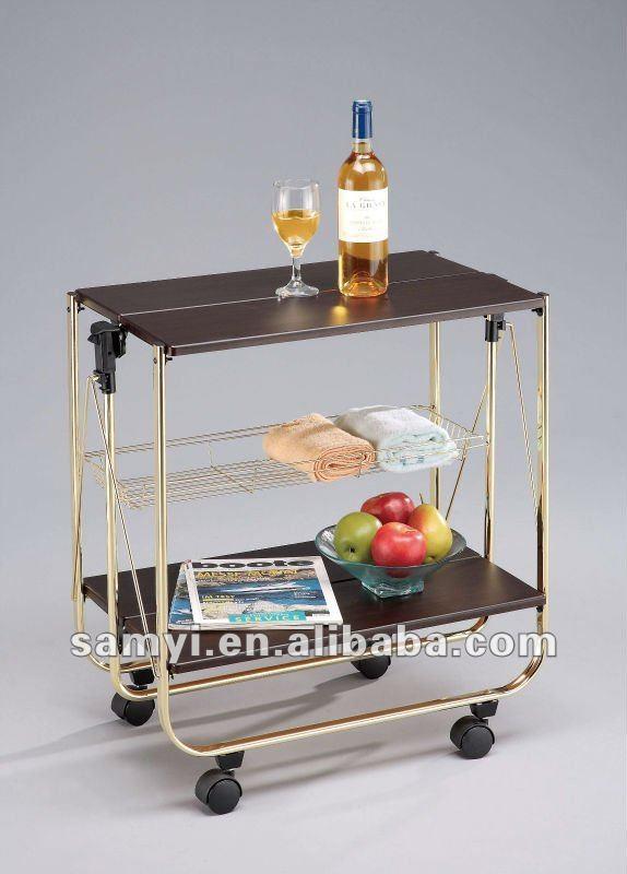 Pieghevole Da Cucina Che Serve Carrello Mobili Per Cucina Id Prodotto 653503393