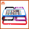 Colorful TPU + Plastic Bumpers for iPhone 5/Case cover for iPhone 5 Bumper(Double Colors)