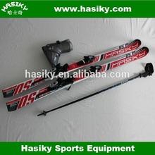 Custom Fun Rental Skis for Beginner