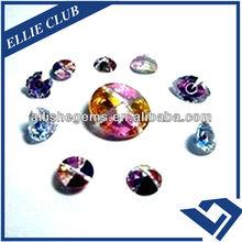 All types gemstones cubic zirconia