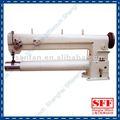 industrial longo braço da máquina de costura