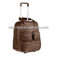 2013 eye-catching trolley luggage bag