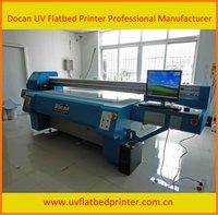 Docan UV Flatbed Inkjet Printer FlatMaster 2030 3 .2m large format printer