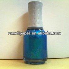 20ml large empty nail polish glass bottle