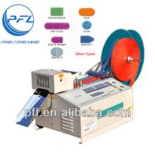PFL-690 Advanced Automatic Velcro Cutting Machine With Circle shape,Oval shape