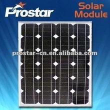 high quality small /mini mono solar panel /module