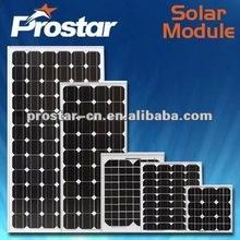 10w photovoltaic solar panel