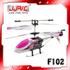 F102 Small size 3.0ch with gyro toy helicopter engine