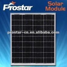 high efficiency mono solar panel 100w