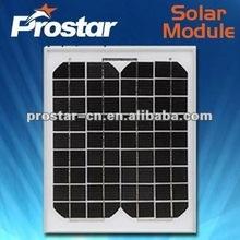 solar cell broken